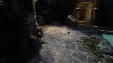 Ray's 4k Markarth Stone Walkways and Streets SE