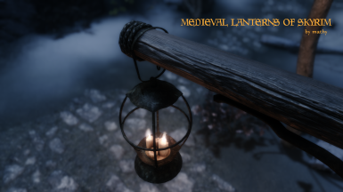 Medieval Lanterns of Skyrim