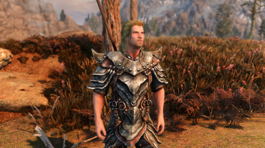 Orc armor visuals improved