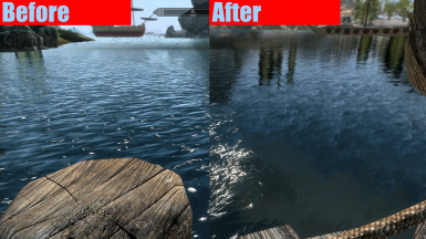 Better Water - for Realistic Water Two