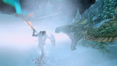 The Flame must strike through the lizard of ice
