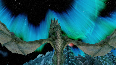A Dragon Appears - Dolomite Weathers