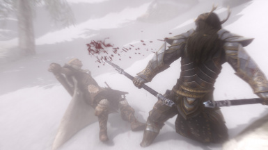 Smilodon - Combat of Skyrim