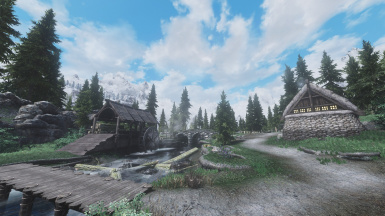 Ragnar's Vivid ENB for Cathedral Weathers 2