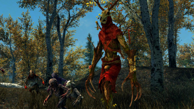 Leshens and Nekkers- Mihail Monsters and Animals (SSE PORT)