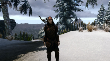 Angi - Now she's a bosmer