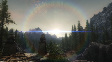 OrganicENB SE - Climate of Tamriel Vivid Obsidian and Dolomite Editions