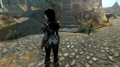 Sleek Steel Replacer CBBE with Bodyslide support at Skyrim