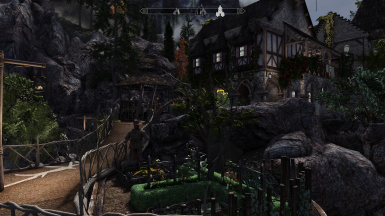 Maple Manor SSE - Player house with Legacy Support at Skyrim
