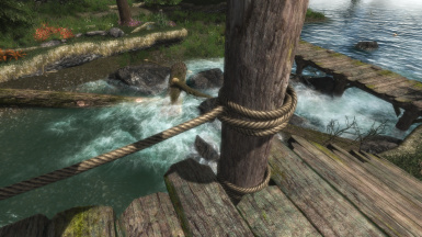 better watermill ropes