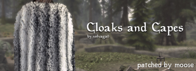 Cloaks and Capes Distribution Patch