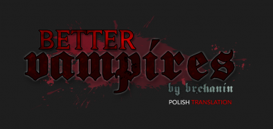 Better Vampires SE - Polish Translation