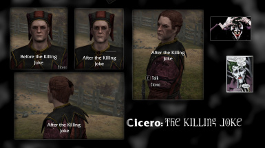 Cicero - The Killing Joke