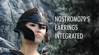 Nostromo79's Earrings - Integrated