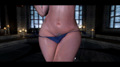 Skyrim Healer Onean SE  with Cosmetic Patch