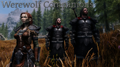 Werewolf Companions - Turns the Companions at Jorrvaskr into Werewolves