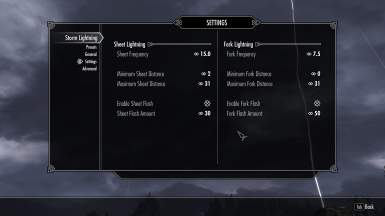 And thanks to u/superodie we have a fully functional and working. Storm Lightning for SSE and VR (Minty Lightning 2019) at ...