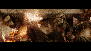 Charred Logs for KD - Realistic Fireplaces SE