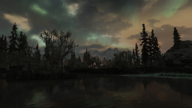 Soul Spectrum ENB for Cathedral Weathers and JawZ Northern Lights Weather