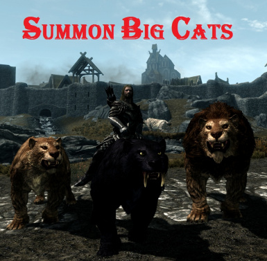 Summon Big Cats