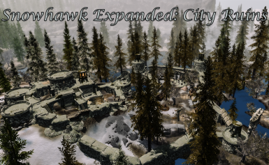 Snowhawk Expanded - City Ruins