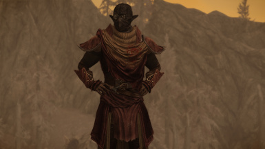 Classic Morrowind Morag Tong Armor Replacer SE