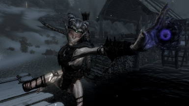 Playable Falmer SSE