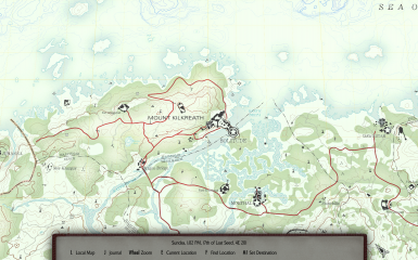 Old Map Edition 1.5, Mid Zoom