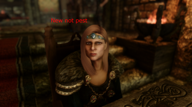 HD Skins for old female faces