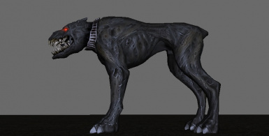 Hellish Hounds reduces size of collar for a better aesthetic!
