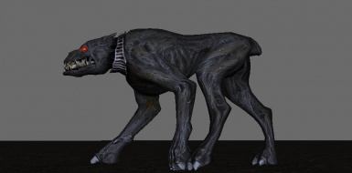 Hellish Hounds Enhances head and limbs for a more formidable appearance!