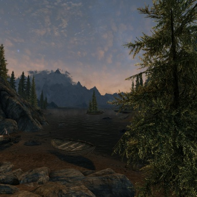 1.0 Sunset with Natural Water and Onyx