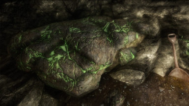 New ore veins in optional files