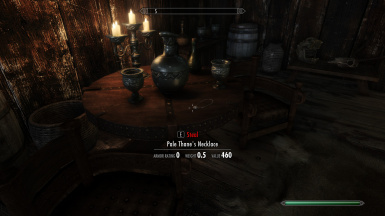 Amulets of Skyrim After