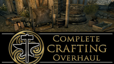 Complete Crafting Overhaul Remastered - Chinese Translation