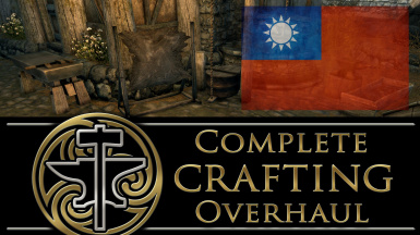 Complete Crafting Overhaul Remastered - Traditional Chinese Transltion