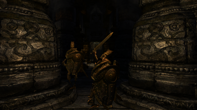 Angering the guards