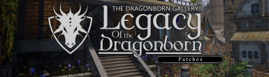 Legacy of the Dragonborn Patches (Official)