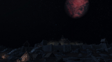 Whiterun at Night