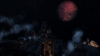 Dragonreach at Night