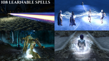 More Spells Planned