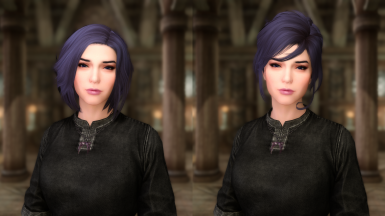 Switchable Hairstyles #1