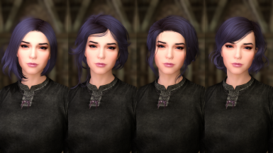Switchable Hairstyles #2