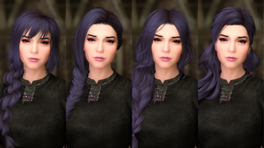 Switchable Hairstyles #3
