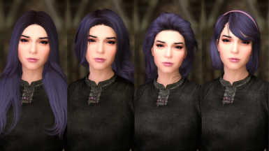 Switchable Hairstyles #4