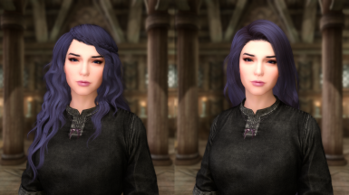 Switchable Non-HDT Hairstyles #5
