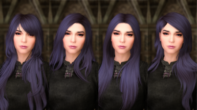 Switchable Non-HDT Hairstyles #6
