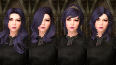 Switchable Non-HDT Hairstyles #7