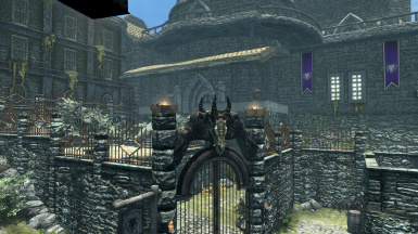 Open Cities - Legacy of the Dragonborn Compatibility Patch