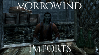 Morrowind Imports